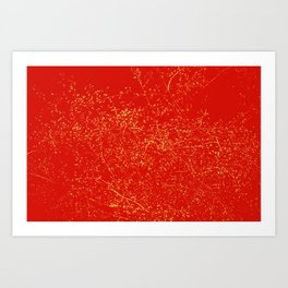 120 Art Print