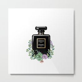 Perfume Paris No.5 Metal Print