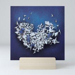 Sapphires Mini Art Print