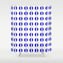Flag of Guatemala 9 -Guatemalan,Mixco,Villa Nueva,Petapa,tropical,central america,spanish,latine Shower Curtain