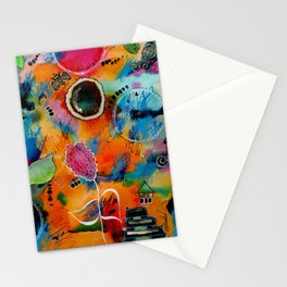 Time to Emerge Stationery Cards