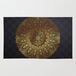 -A27- Original Heritage Moroccan Islamic Geometric Artwork. Rug