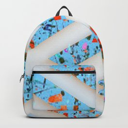 pattern shape Backpack