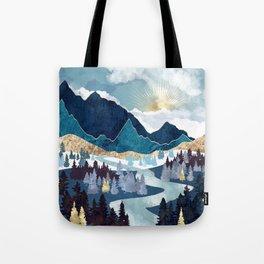 Valley Sunrise Tote Bag