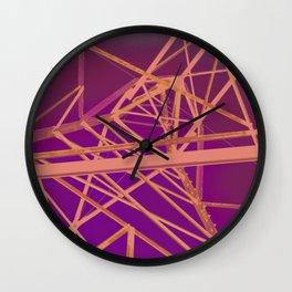 detract! Wall Clock