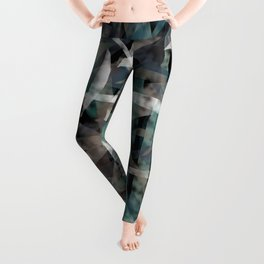 Abstract pattern 219 Leggings
