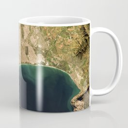 Cape Town, South Africa Coffee Mug