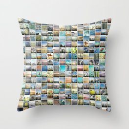 Multi Image Throw Pillow