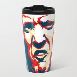 Trump Pop Art Travel Mug