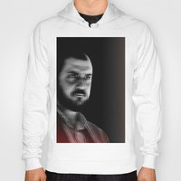 stanley kubrick Hoodies featuring MR. KUBRICK by JOCTV