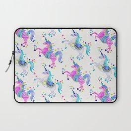 Pastel Unicorns Laptop Sleeve