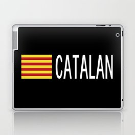 Catalunya: Catalan Flag & Catalan Laptop & iPad Skin