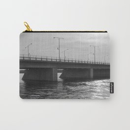 Water Under the Bridge - The Peace Collection Carry-All Pouch