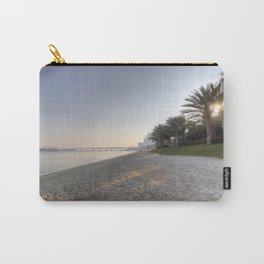 Dubai Beach Sunset Carry-All Pouch