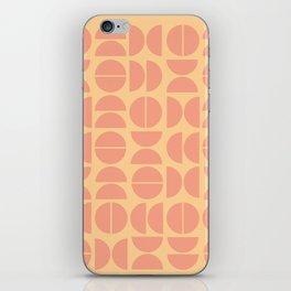 Burano in Peach iPhone Skin