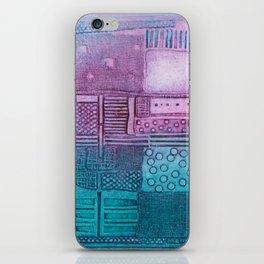 Cityscape 2 iPhone Skin