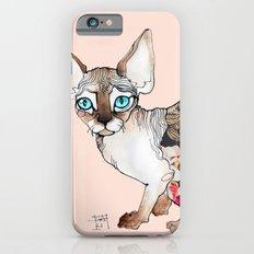 sphinx cat iPhone 6 Slim Case