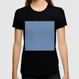Blue #708EB3 T-shirt