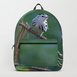 Little Guy in the Forest Backpack