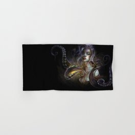 Unfortunate souls - Ursula octopus Hand & Bath Towel