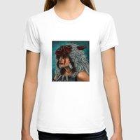 princess mononoke T-shirts featuring .:Princess Mononoke:. by Kimberly Castello