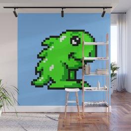 Hoi Amiga game sprite Wall Mural