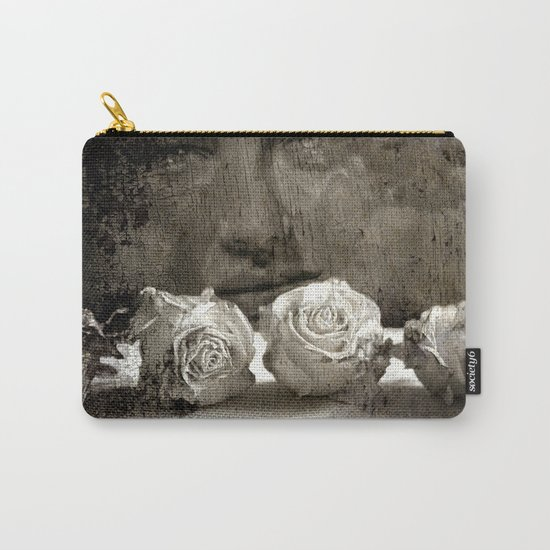 ROSE - vintage version Carry-All Pouch