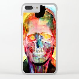 111217 Clear iPhone Case