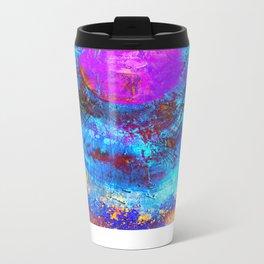 Milky Blast Metal Travel Mug