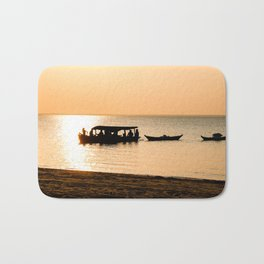 Amazon Boat Bath Mat