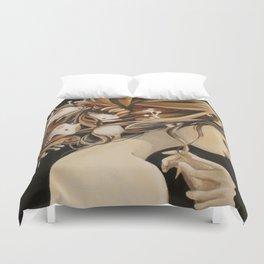Rats Nest Duvet Cover