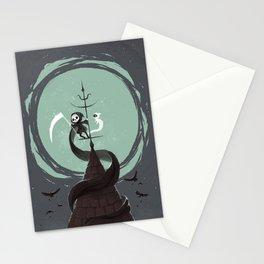 Night Hunt Stationery Cards
