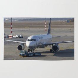 Lufthansa Airbus A320-211 Rug