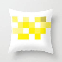 Pixelness Throw Pillow