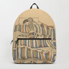 Ocean of love Backpacks