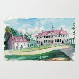 Mount Vernon Rug