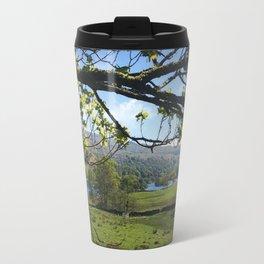 White Moss 2 Travel Mug