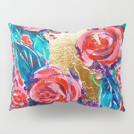 Wild roses Pillow Sham