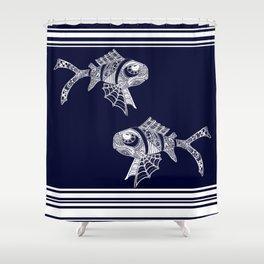 Guppy -  Bed Set Design Only Shower Curtain