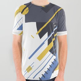 Core Cubrix 245 All Over Graphic Tee