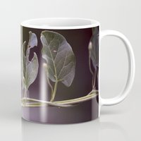 eat Mugs featuring Eat by CrookedHeart