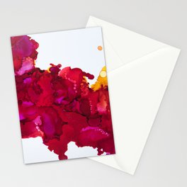 Fire Song Stationery Cards
