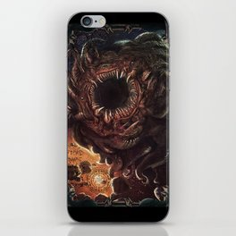 GREAT ANCIENT AZATHOTH iPhone Skin