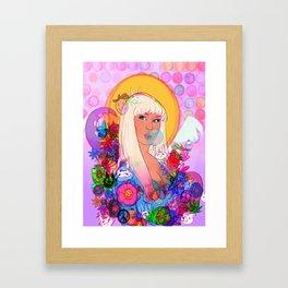 sup3rN1cky Framed Art Print