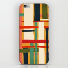 Variation of a theme iPhone & iPod Skin