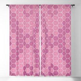 Six corners pattern 24 Blackout Curtain