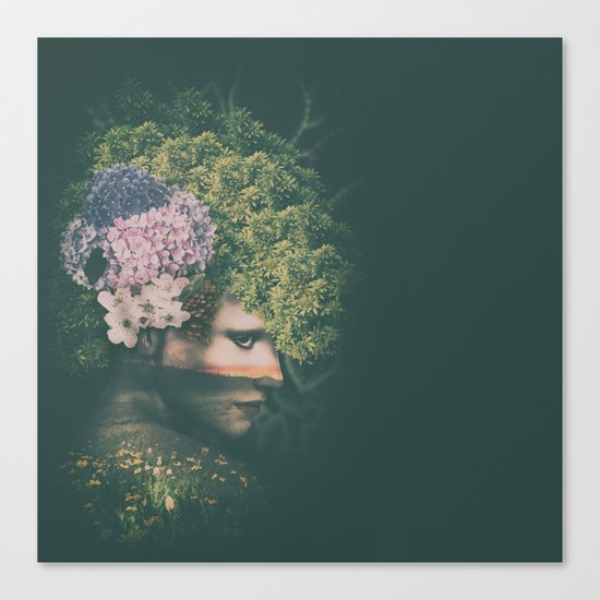 Mother Nature Canvas Print