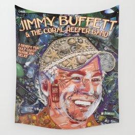 Jimmy Buffett. Wall Tapestry