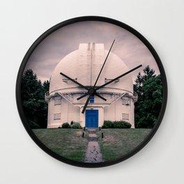 David Dunlap Observatory Richmond Hill Toronto Canada Wall Clock