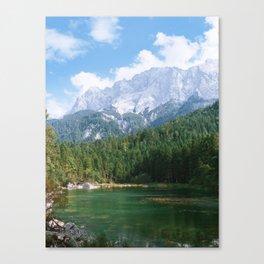 Waxenstein #1 Canvas Print